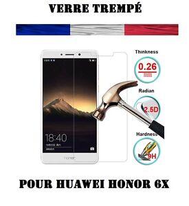 vitre-protection-verre-trempe-film-de-protecteur-ecran-pour-HUAWEI-Honor-6X