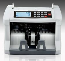 Banknote Money Counter with UV MG IR Detections + Speed Counting All Currencies