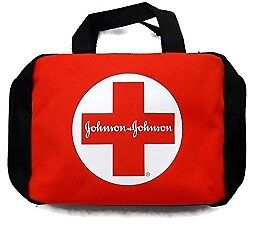 Johnson-amp-Johnson-BUILD-YOUR-OWN-FIRST-AID-KIT-Bag-Only