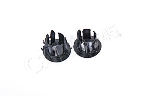 Genuine Grommet for Door Lock Rod 2pcs Front=Rear LH=RH BMW X5 E53 2000-2006