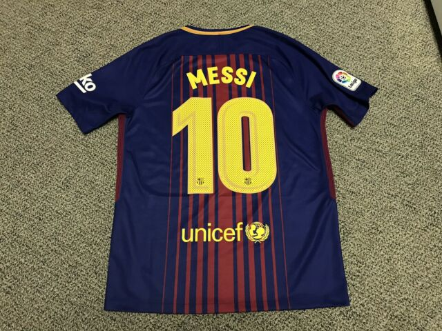 size 40 c7f19 78d4a messi barcelona kit 2018