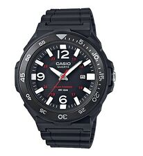 Casio MRWS310H-1BV Mens Tough Solar Divers Watch 100M WR Analog New Resin