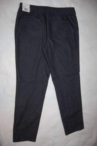 trækker kjolebukser denim 745121974655 20w på størrelse stretchet Kvinders rivet Meget accenter mørkeblå qtndwYHT