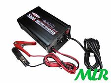 PACO 7 STAGE AUTOMATIC 5A AMP 5000MA 12V VOLT BATTERY CHARGER CAR MOTOR BIKE BEC