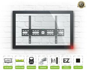 tv fernseher wandhalterung a52 halter f r samsung 55 zoll qe55q6f und ue55k5579 729389835903 ebay. Black Bedroom Furniture Sets. Home Design Ideas