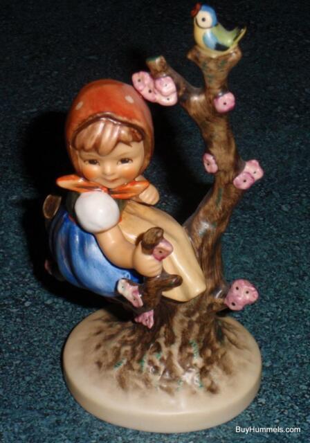 *RARE CARIBBEAN COLLECTION* Apple Tree Girl Goebel Hummel Figurine #141/I TMK7