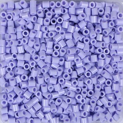 Fuse Beads GroßEr Ausverkauf Basteln & Kreativität Artkal 1000 Midi Bügelperlen 5mm Lilac S152
