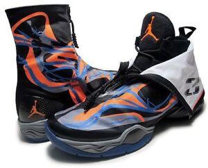 9a5e4d480c1 Nike Air Jordan 28 XX8 OKC Thunder Russell Westbrook 15 Black Citrus ...