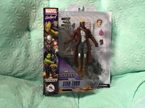 Marvels Guardians of the Galaxy Starlord 7 inch action figure Brand New.