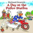 A Day at the Police Station by Huck Scarry (Paperback, 2004)