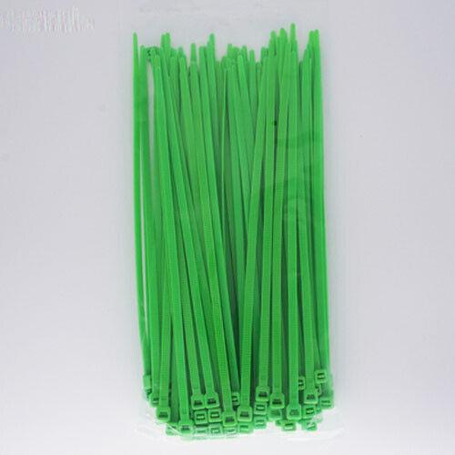 5*200*4.8 MM Self-Locking Network Nylon Plastic Cable Wire Zip Tie Cord Strap