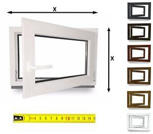 Kellerfenster Nach Maß : kellerfenster kunststoff fenster nach ma wunschma sonderma mass anfertigung ebay ~ Watch28wear.com Haus und Dekorationen