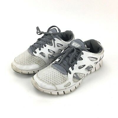 Nike Free Run 2 GS Youth Size 5 Youth White Shoes 443742 101 | eBay