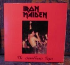 Iron Maiden Soundhouse Tapes Promo CD