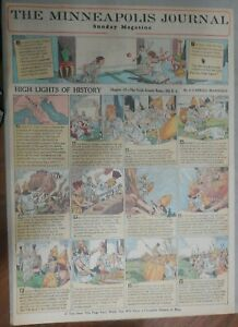 Highlights-of-History-Sunday-Page-034-Rome-034-by-J-Carroll-Mansfield-from-1930