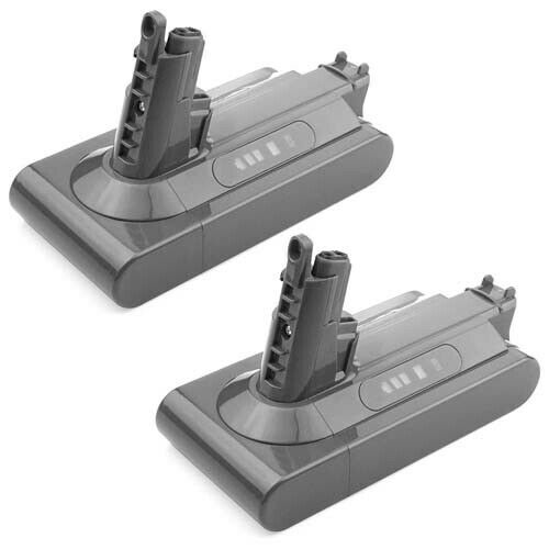 Replacement Battery for Dyson Cyclone V10 Absolute Motorhead Total Animal 2 PK