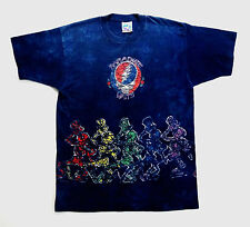 Grateful Dead Shirt T Shirt Vintage 1994 Paradise Waits Help On The Way ! GDM L