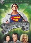Superman III Deluxe Edition 0012569868526 DVD Region 1 P H