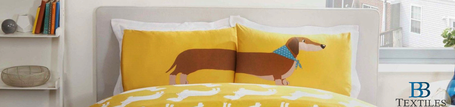 Fashionable Bedding from BB Textiles