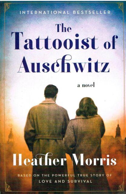 The Tattooist of Auschwitz by Heather Morris (P.D.F version)