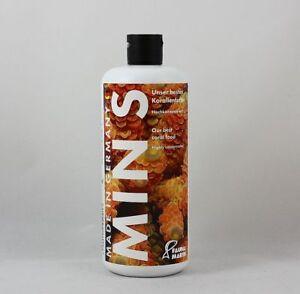 Aliment Coral Vitamines Acid Amino Fauna Marin 500ml Min S 99,90 € / l
