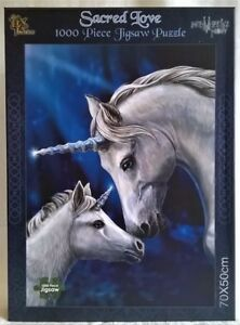 NEMESIS-NOW-1000-PIECE-JIGSAW-PUZZLE-SACRED-LOVE-LISA-PARKER-UNICORN-DESIGN