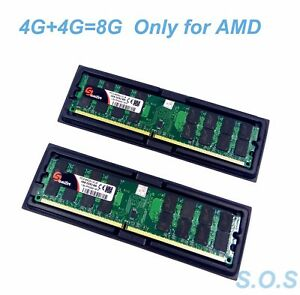 8GB-2x4GB-PC2-6400-DDR2-800MHZ-240-Pins-DIMM-Memory-for-AMD-Desktop-Motherboard