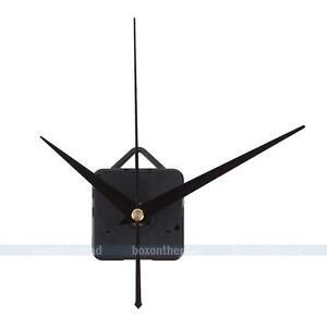 Quartz Wall Clock Mechanism Silent Movement Repair Kit Parts with