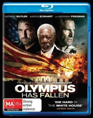1 of 1 - Olympus Has Fallen (Blu-ray, 2013)Gerard Butler*Terrific Condition*