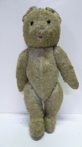 ANTIQUE-JOINTED-TEDDY-BEAR-PRESS-SQUEAKER-IN-TUMMY