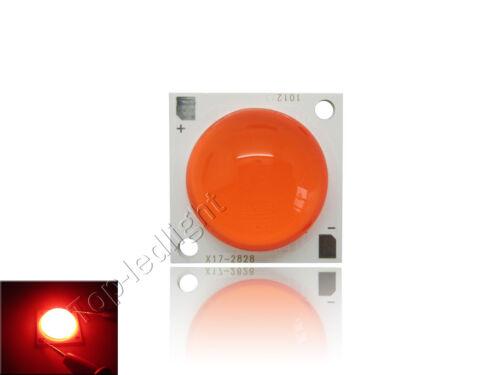 5pcs 50W Red Green Blue Ultra Violet UV High Power LED Spot Light DC 30-33V 1.5A