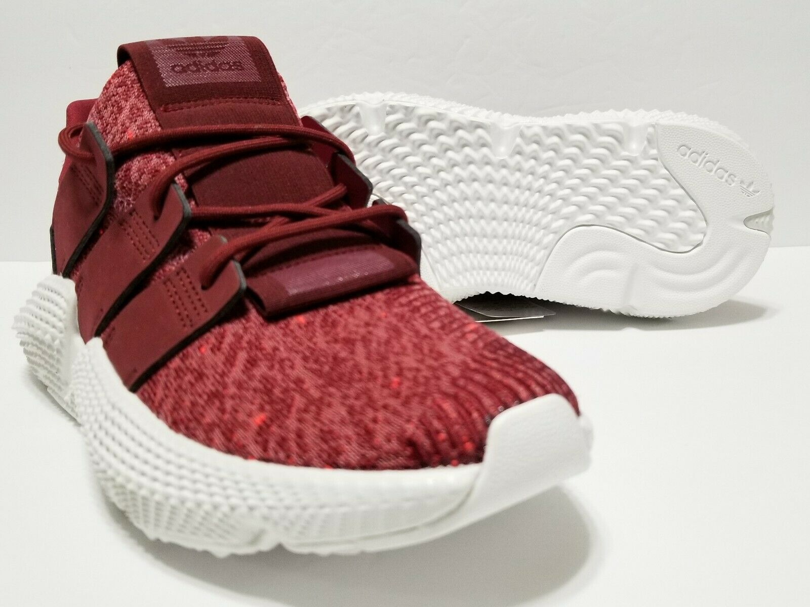 Adidas Originals Prophere Womens New New New Trace Maroon Lifestyle Sneakers B37635 SZ 8 3b6c64