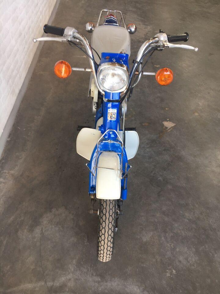 Suzuki Suzuki fz50 , 1997, 2345 km