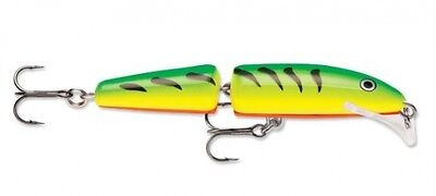 """Rapala Scatter Rap Jointed 09 SCRJ09-S Silver 3 1//2/"""" 1//4 oz 9cm Lure"""