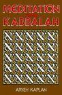 Meditation and Kabbalah by Aryeh Kaplan (Paperback, 1986)