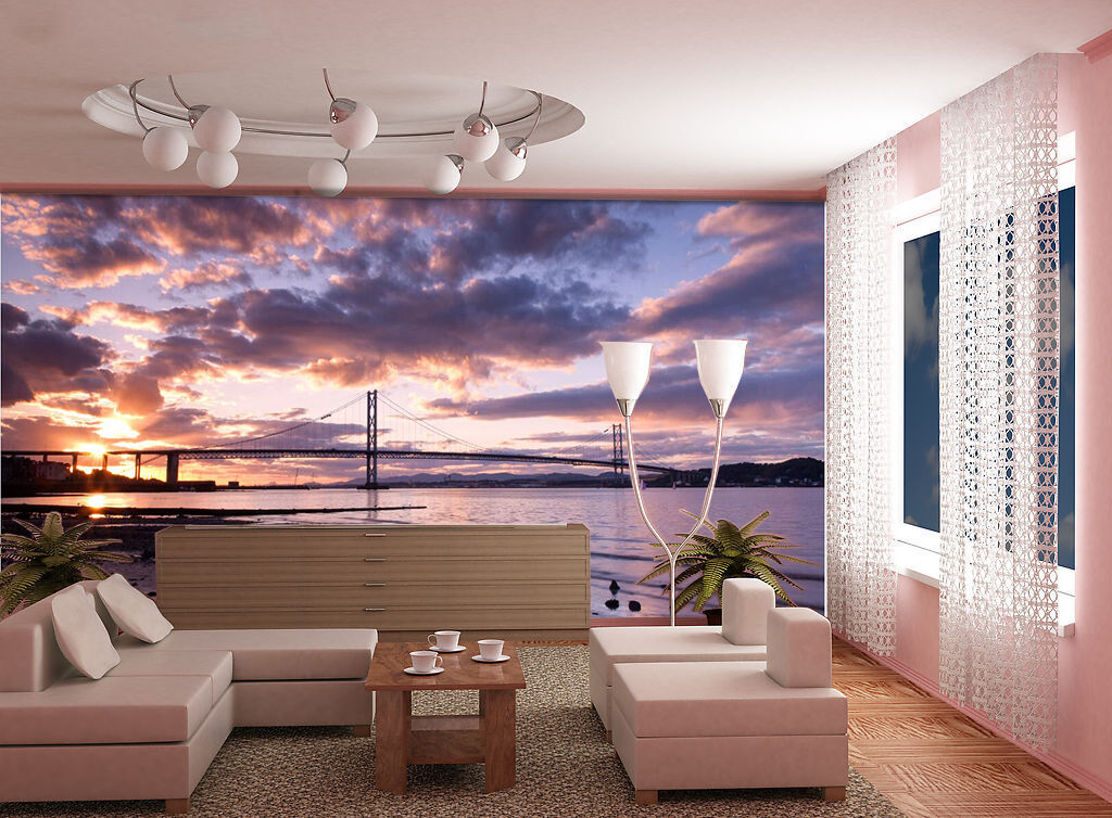 3D Beautiful Sky Sunset 784 Wall Paper Wall Print Decal Wall AJ WALLPAPER CA