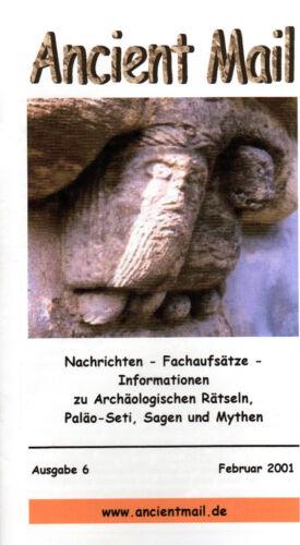 Der Fluch des Orakels Wo blieben die Schätze von Delphi ? ANCIENT MAIL Nr 6