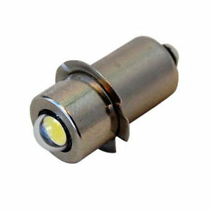 Hqrp 3w Led Bulb For Mag Lite 3 4 5 6 Cell C D Lmsa301