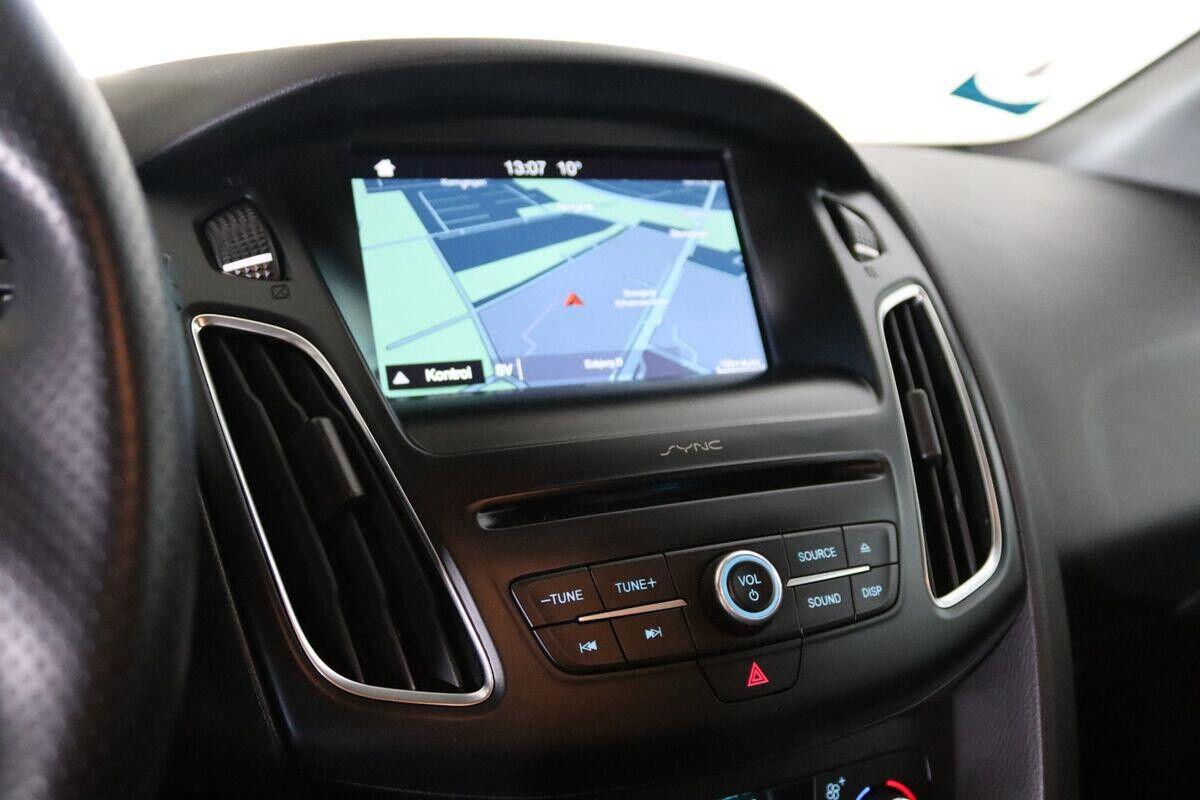 Ford Focus 1,5 TDCi 120 ST-Line stc. - billede 8