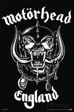 Motorhead- Made In England Poster Print, 24x36