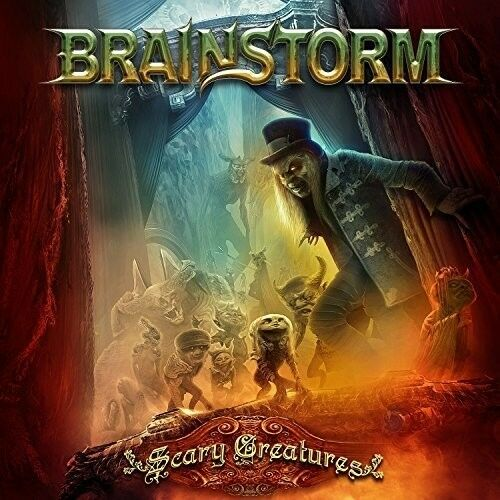 Brainstorm - Scary Creatures [New CD] Ltd Ed, Digipack Packaging