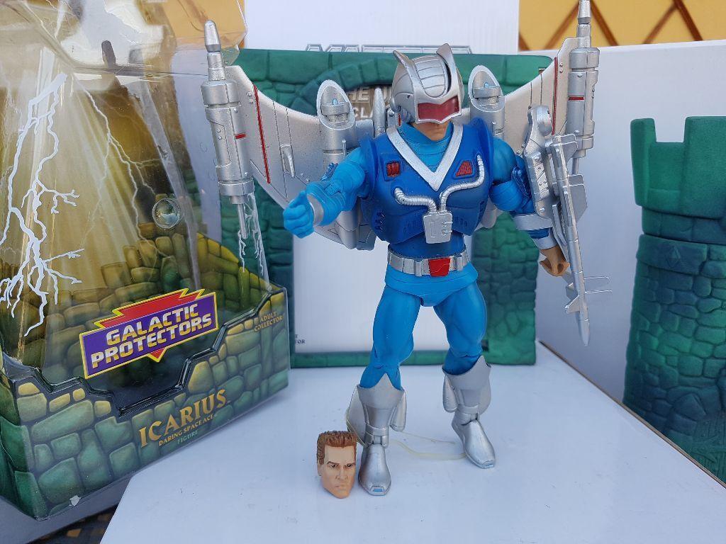Motuc Motuc Motuc Icarius Master Of Universe action figure He Man Mattel 5381e1