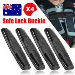 Image Is Loading 4 SET Baby Car Seat Safety Strap Belts