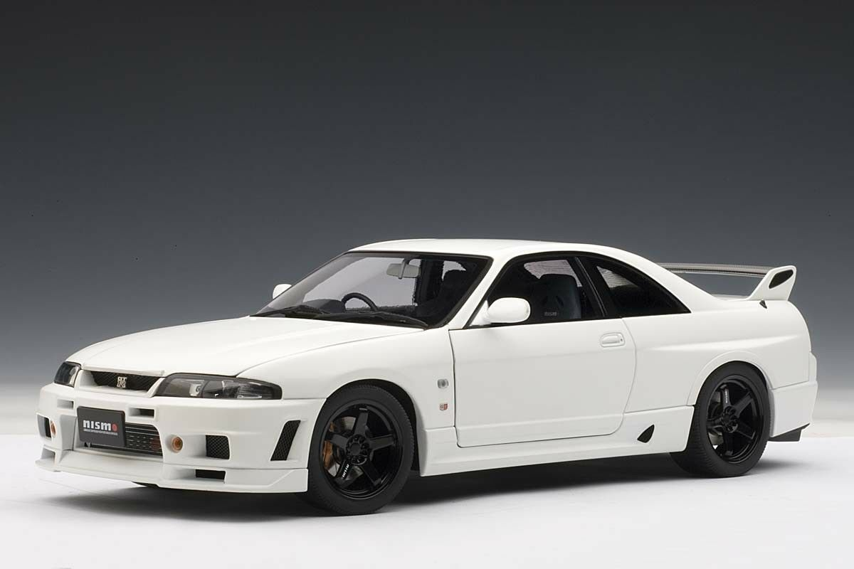 risparmia il 35% - 70% di sconto Nissan cieloline GT-R GT-R GT-R R-Tune R33 V-Spec Matt bianca 1 18 AUTOart 77325 nuovo RARE  con il prezzo economico per ottenere la migliore marca
