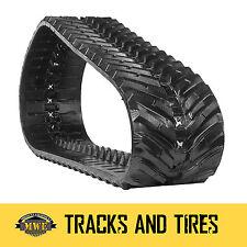 Single 18 Mwe Ctl Rubber Track For Bobcat T250 Ch V Bar