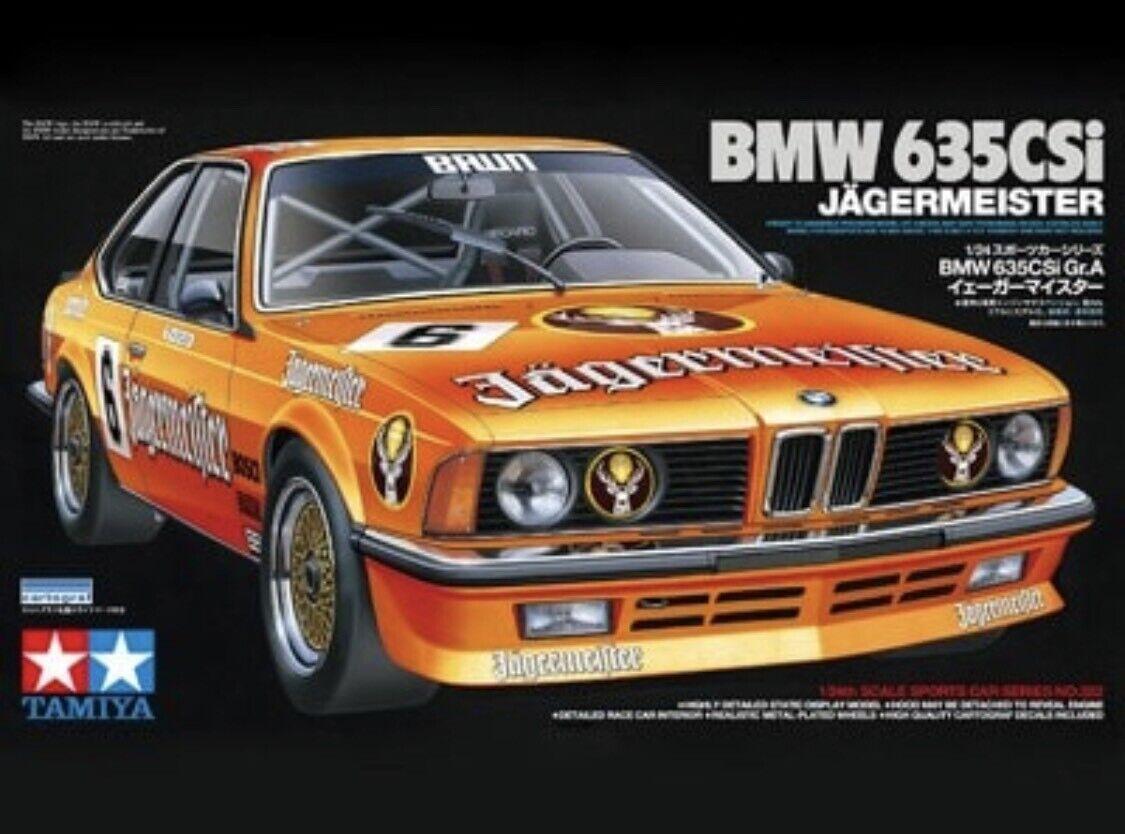 Tamiya 24322 - BMW 635 CSI Jägermeister