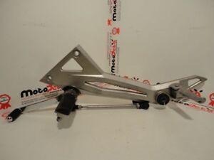 Pedana-anteriore-cambio-left-shift-footpeg-bracket-Kawasaki-Z1000-03-06