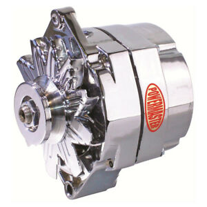 powermaster 67293 gm 12si delco alternator 150a 1v belt one wire rh ebay com