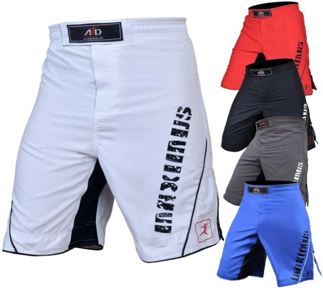 ARD CHAMPS™ MMA Fight Shorts UFC Cage Fight Clothing Grappling Thai Kick Boxing