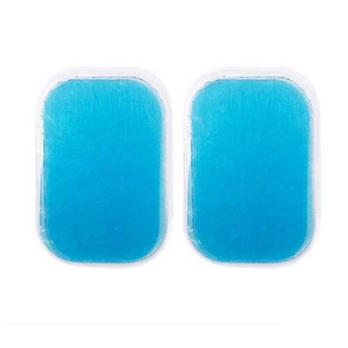 20PCS Fitness Hydrogel Gel Pad Support Fitfor EMS Training Abdominal Gel Sticker